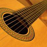 クラシックギターのナット交換失敗!応急処置方法とメンテ初心者の削り方