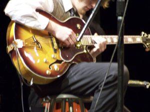ジャズギタリスト